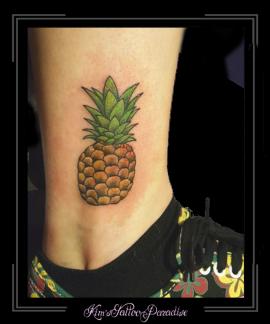 ananas fruit enkel
