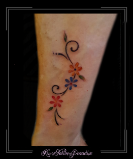 bloemen,kriebels,kullen,pols,kleur,