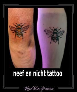 bij,bijen,familie,family,love,liefde,neef,nicht,arm,