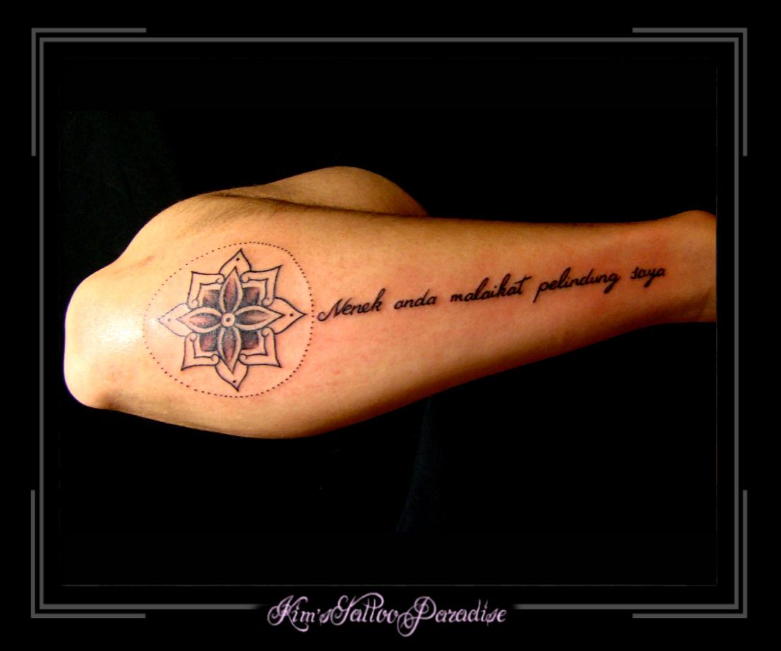 tatoeage onderarm vrouw