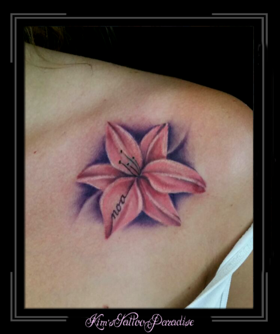Sleutelbeen Kims Tattoo Paradise Page 2