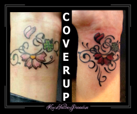 coverup bloem