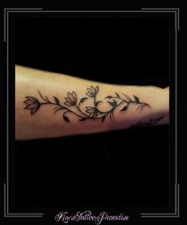 bloemen,bloesem,tak,onderarm,