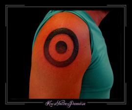 cirkel bovenarm