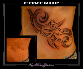 coverup namen