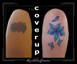 coverup bovenarm