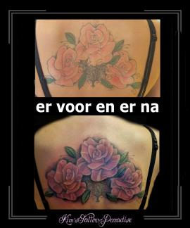 opknapper rozen rug