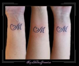familie tattoo