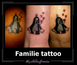 familie tattoo