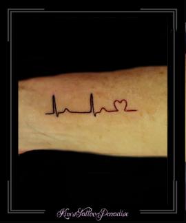 hartslag,hart,onderarm,