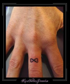 infinity vinger