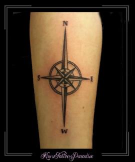 kompas,onderarm,