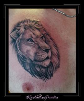 leeuw borst
