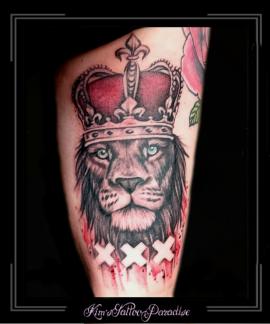 leeuw,kroon,amsterdam,ajax,bovenarm,