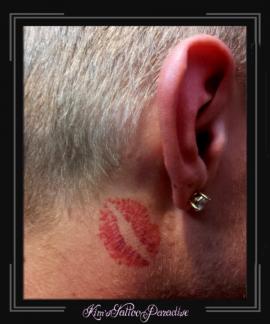 lippen kus