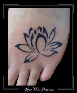 lotus voet