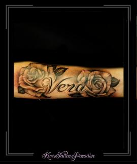 namen,rozen,roos,bloemen,onderarm,