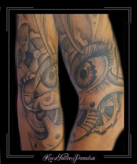 oog mechanical arm