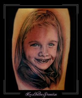 portret,meisje,dochter,bovenarm1,