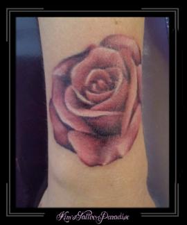 roos bovenkant pols