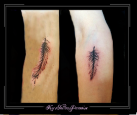 love tattoo veren