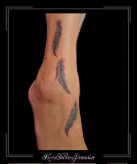 veren enkel voet