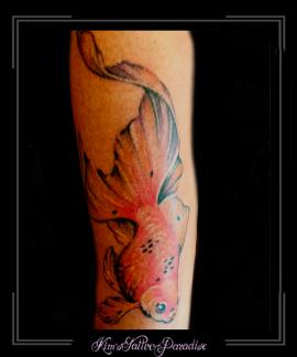 vissluierstaartonderarm
