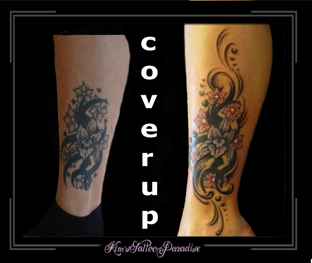 Coverup Kims Tattoo Paradise Page 11
