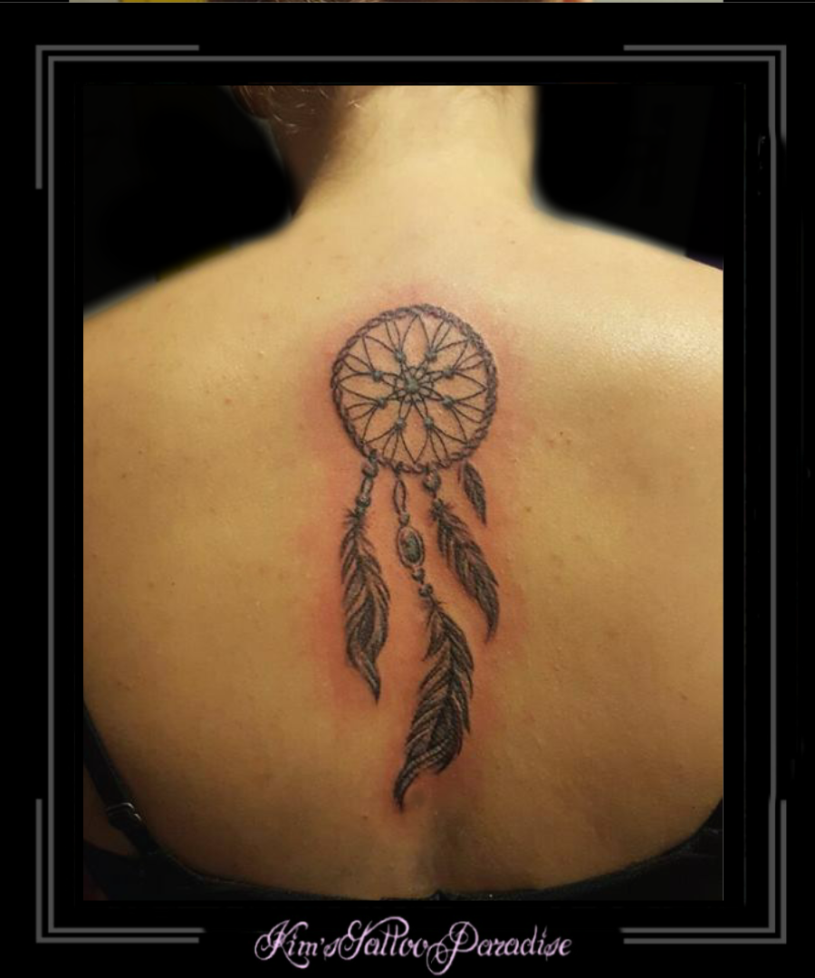 Dreamcatcher Kims Tattoo Paradise Page 2