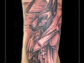 anubis,jakhals,hond,god,egyptische mythologie,onderarm,