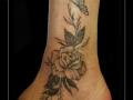 bloemen,vlinder,enkel,