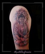 budha boeddha aura bovenarm