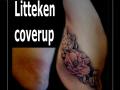 coverup,heup,bloemen,