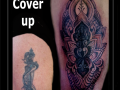 coverup,mandala,bovenarm,