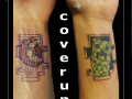 coverup,minecraft,creeper,video,game,