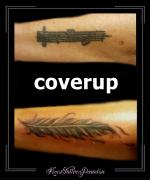 coverup,veer,veren,onderarm,
