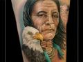indiaan,adelaar,bovenbeen eagle,native,indian,upperleg,