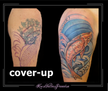 karper coverup