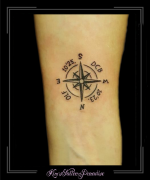 kompas onderarm