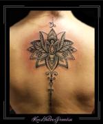 lotus bloemen rug