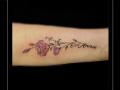 namen,naam,bloemen,onderarm,