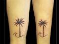 palmboom,vakantie,vriendinnen,familie,family,love,liefde,onderbeen,