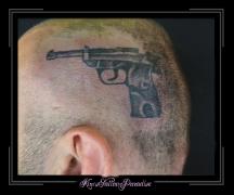 pistool hoofd