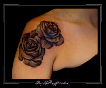 rozen schouder