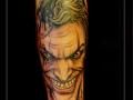 the joker, batman,film,acteur,onderarm,