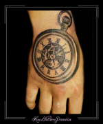 zakhorloge klok armband