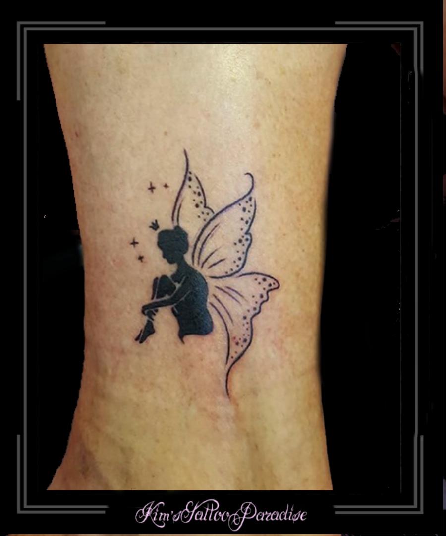 Vleugels Kims Tattoo Paradise