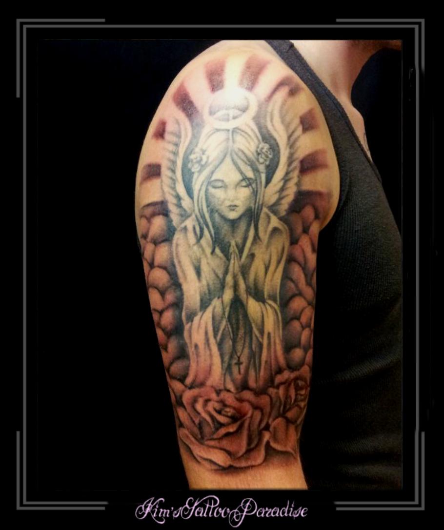 tatoeage demon vrouw