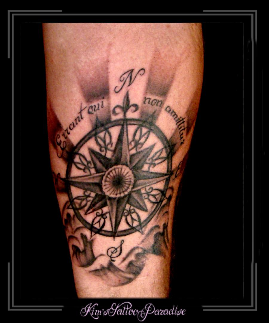 kompas kim 39 s tattoo paradise. Black Bedroom Furniture Sets. Home Design Ideas