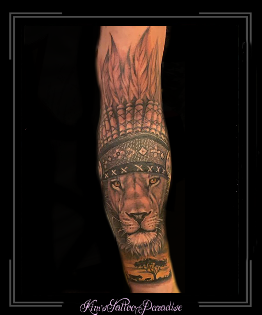 Veren Kims Tattoo Paradise